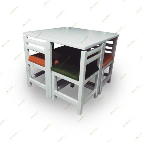 Photo 1611326053332 600x600 - میز کمجا مربع