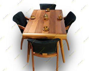 Photo 1611405561940 300x240 - میز ناهار خوری پارادایس با صندلی پیچک