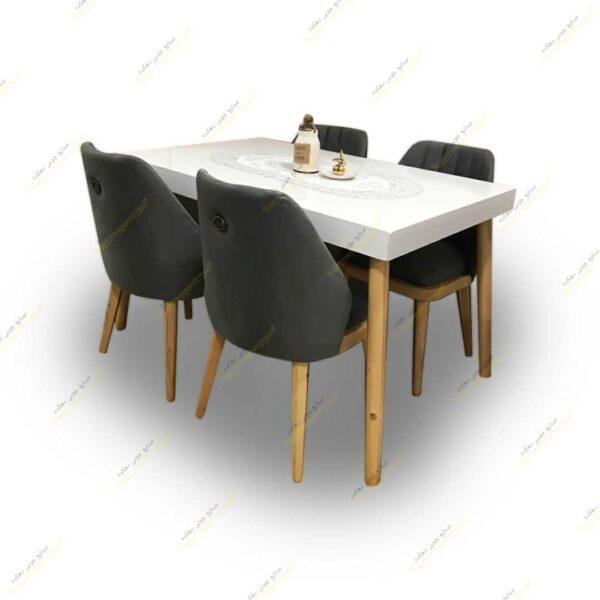 Photo 1611511102370 600x600 - میز ناهار خوری مدل الماس
