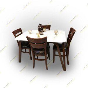 میز ناهار خوری مدل آمریکایی