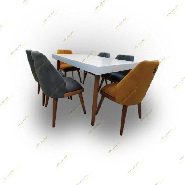 Photo 1611596188399 600x600 - میز ناهار خوری مدل الماس
