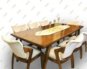 میز و صندلی ناهار خوری مدل پیچک