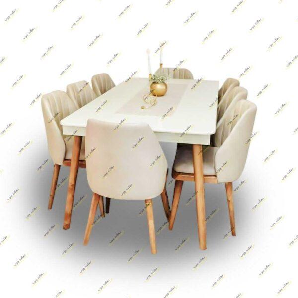 Photo 1612114433048 600x600 - میز ناهار خوری مدل ارکیده