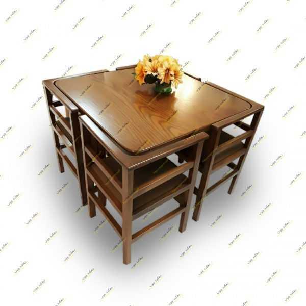میز ناهار خوری کمجا