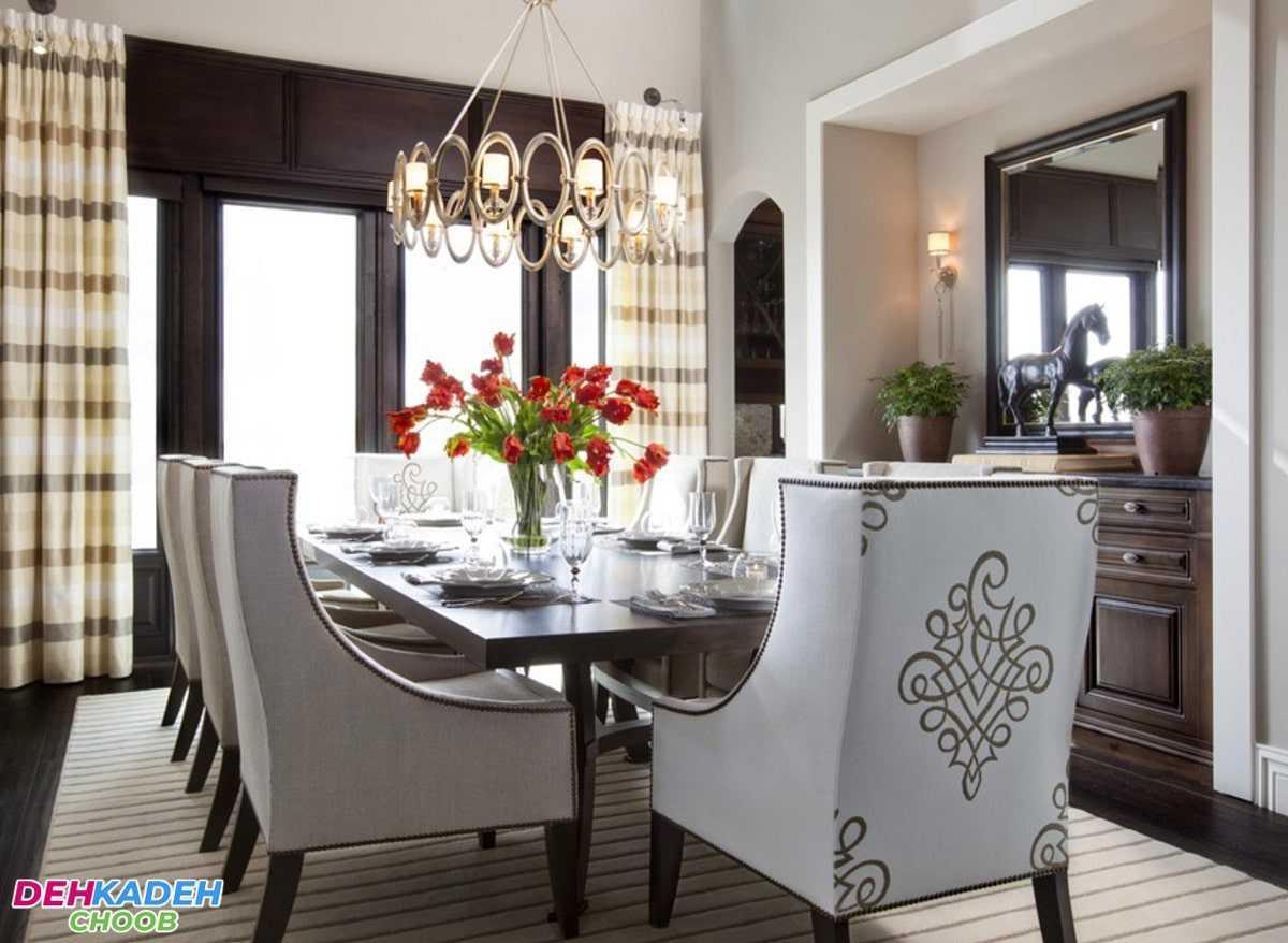 Dining table buying guide 2 - هر آنچه که باید به عنوان راهنمای خرید میز ناهار خوری بدانید