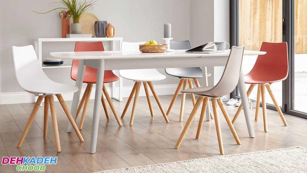 Guide to buying a modern dining table - نکات و راهنمای خرید میز ناهار خوری