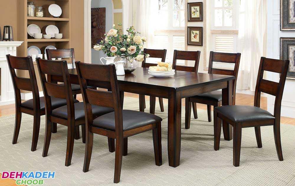 Sturdy dining table - نکات و راهنمای خرید میز ناهار خوری