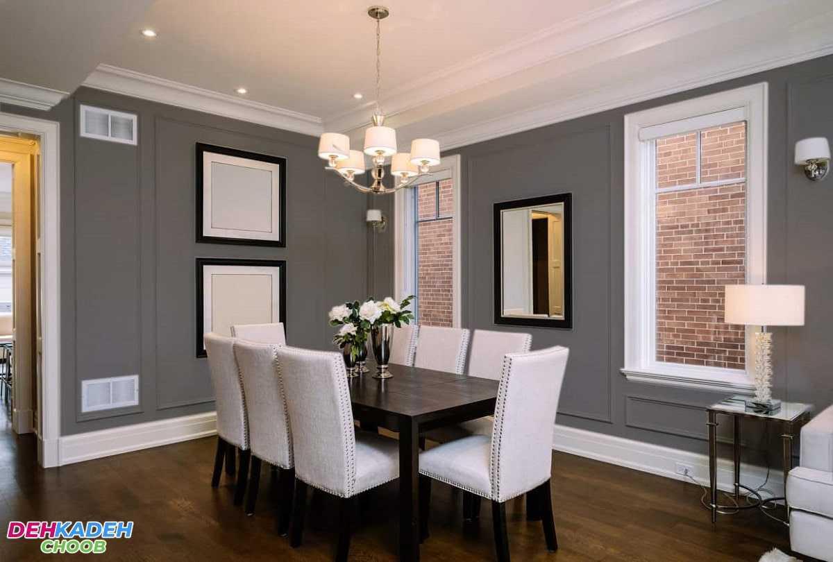 Suitable color for dining table - هر آنچه که باید به عنوان راهنمای خرید میز ناهار خوری بدانید