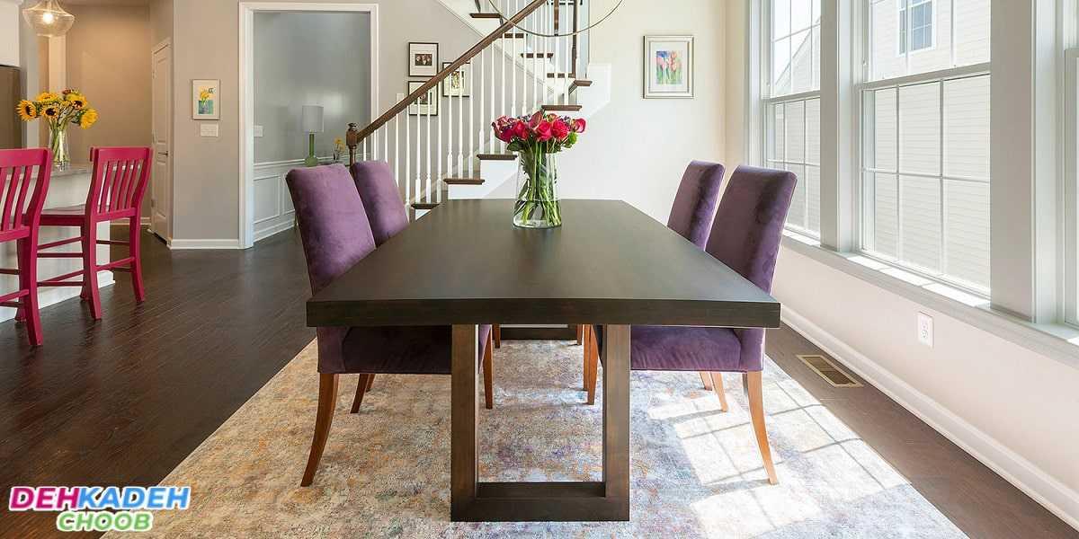 Important points when buying a dining table 03 min - نکات مهم در زمان خرید میز ناهارخوری