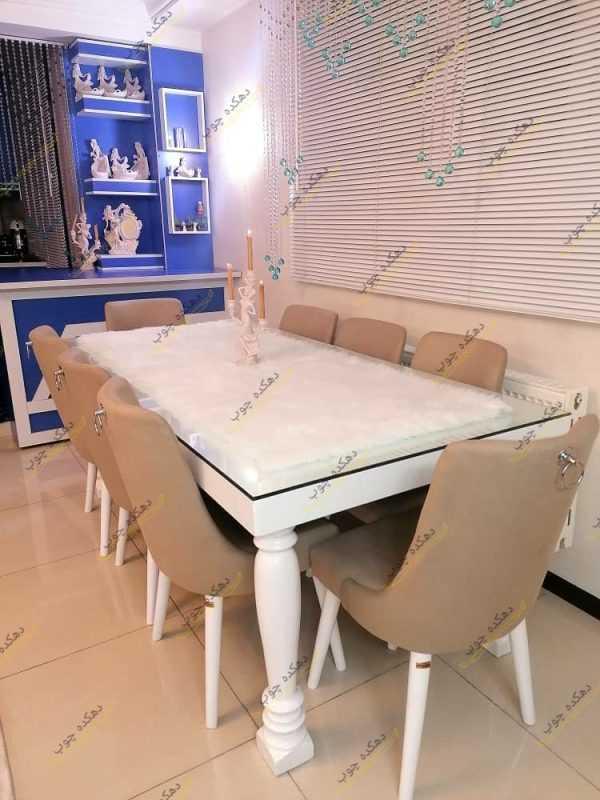Photo 1620492125992 600x800 - میز ناهارخوری لوگان با صندلی نیو درسا