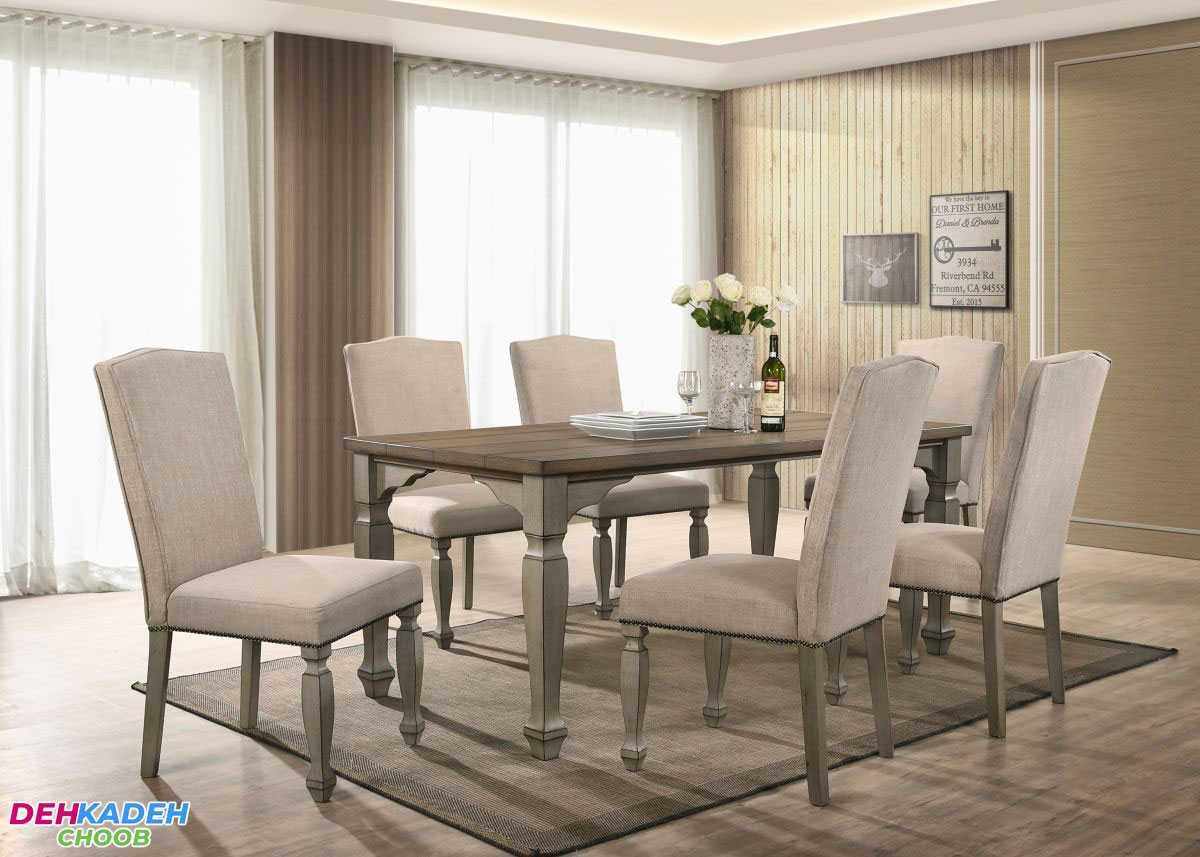 dining table set 02 min - ست میز های ناهار خوری