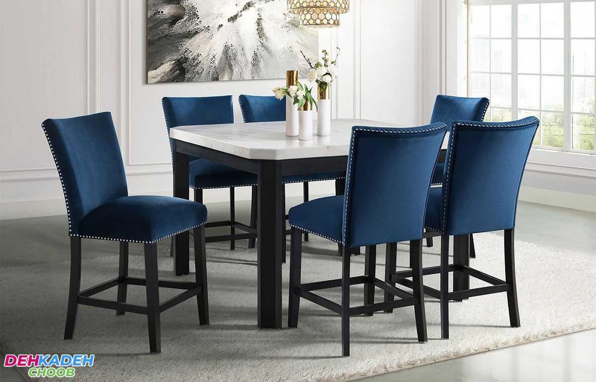dining table set 03 min - ست میز های ناهار خوری