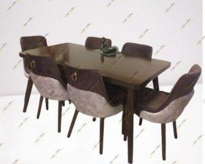 میز ناهار خوری مدل درسا