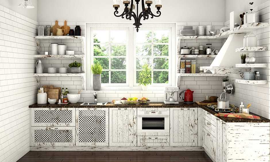 Small kitchen design ideas - دکوراسیون آشپزخانه کوچک