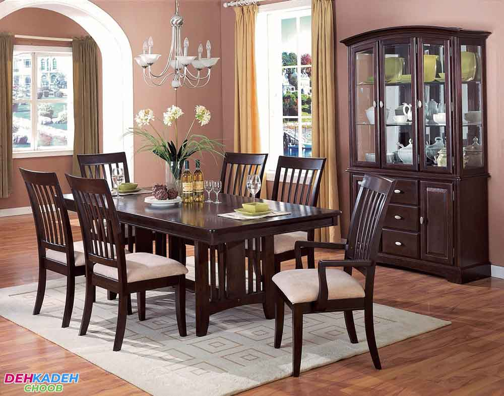 Important points in decorating the dining table 2 - تزیین میز ناهار خوری
