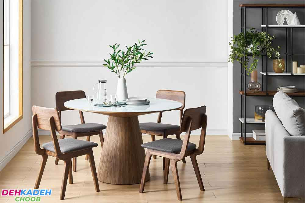 Important points in decorating the dining table 3 - تزیین میز ناهار خوری