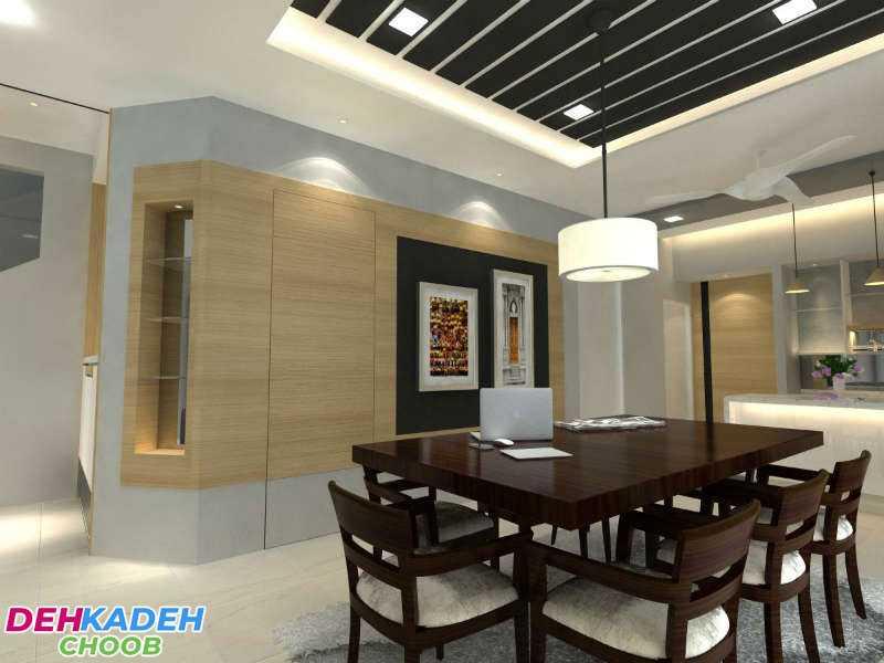 The best color for dining room decoration 2 - بهترین رنگ برای دکوراسیون اتاق ناهارخوری