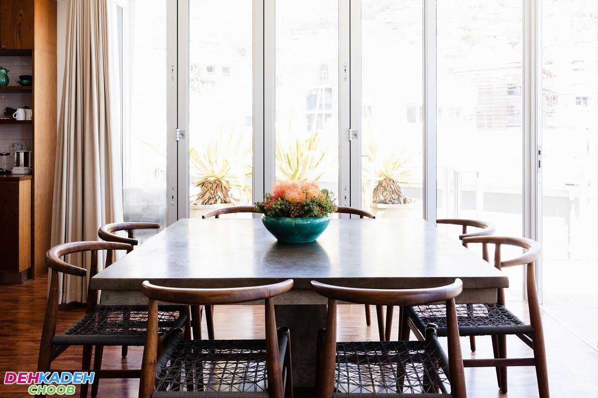 Advantages and disadvantages of different types of dining tables 2 - مزایا و معایب انواع میز ناهارخوری