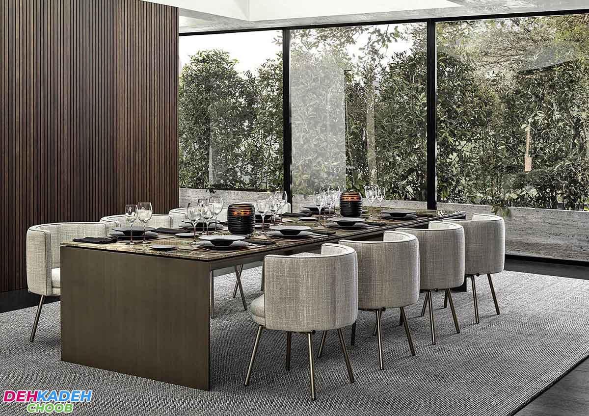 faq When Buying a Dining Table 2 - سؤالات متداول هنگام خرید میز ناهارخوری
