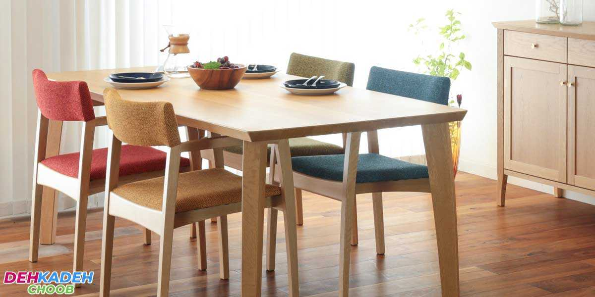 faq When Buying a Dining Table 4 - سؤالات متداول هنگام خرید میز ناهارخوری